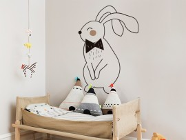Sticker Petit Lapin