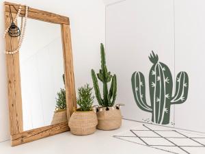 Sticker Cactus du Desert