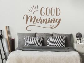 Sticker Good Morning 2