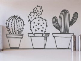 Sticker Pack Cactus