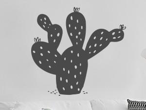 Sticker Cactus Desert 2