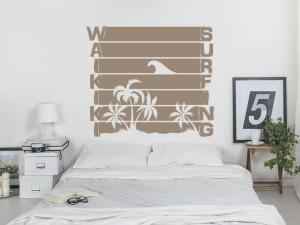Sticker Waikiki Surf