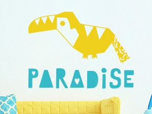Sticker Summer Paradise