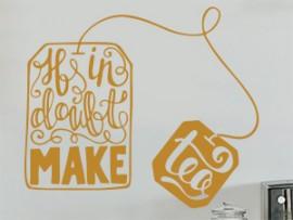 Sticker Sachet de Thé