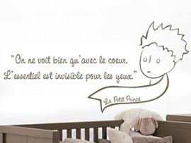 Sticker autocollant Le Petit Prince