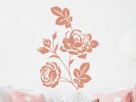 Sticker Bouquet de Roses