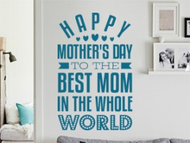 Sticker Happy Mother's Day 3