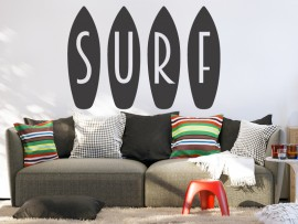 Sticker Planches de surf