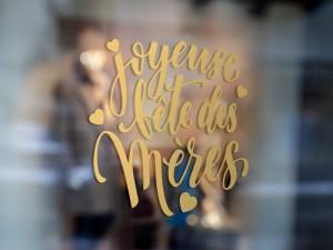 Sticker Joyeuse Fête des Mères