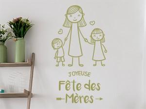 Sticker Joyeuse Fête des Mères 2