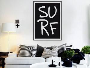 Sticker Surf Logo 2