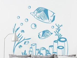 Sticker Fonds Marin