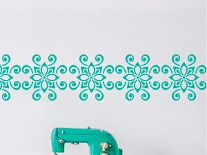 Sticker Frise Baroque 2