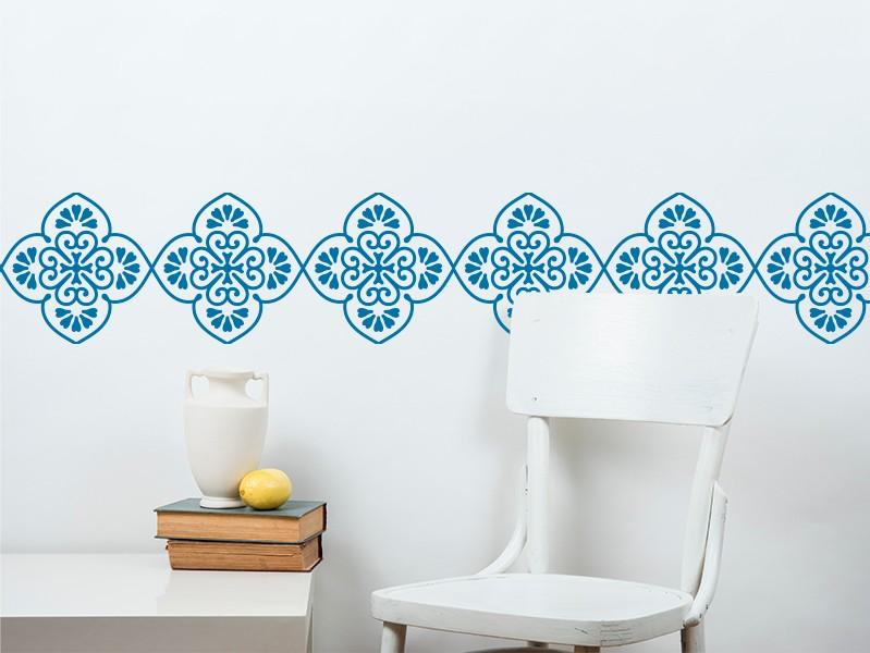 Sticker frise orientale magic stickers - Frise petit prince ...
