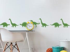 Sticker Frise Dinosaure