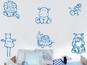 Sticker Pack Animaux