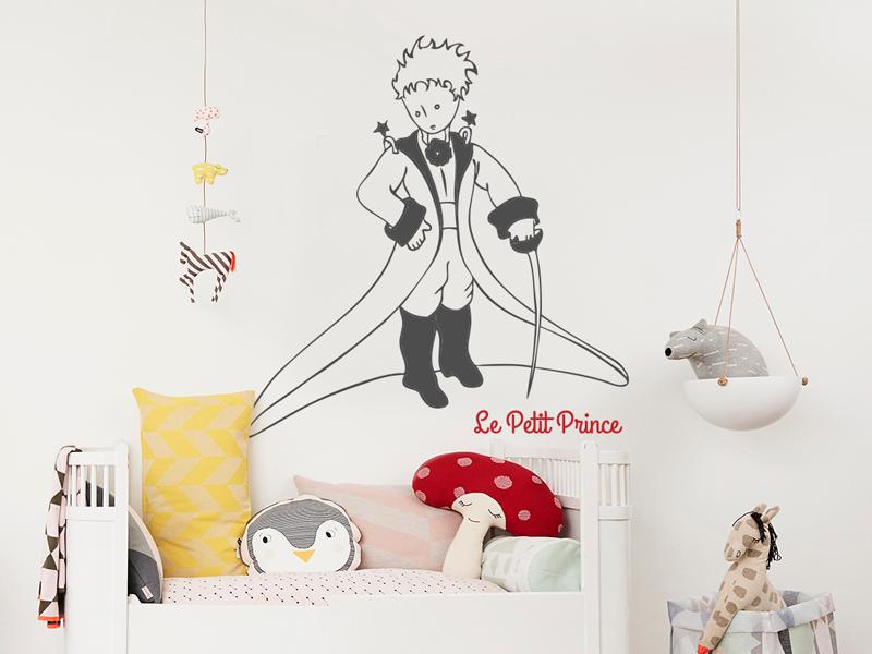 Sticker le petit prince 4 magic stickers - Frise petit prince ...