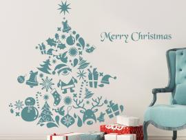Sapin de Noël Cadeaux