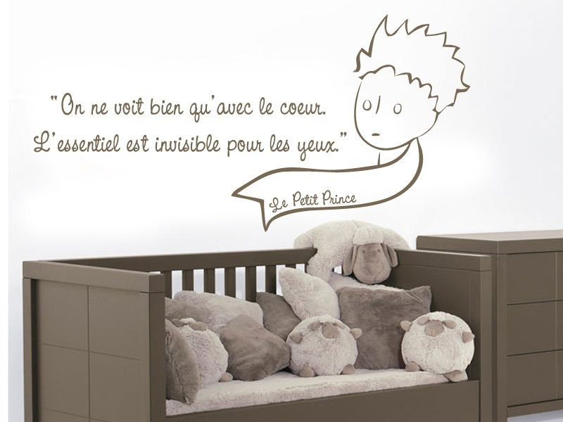 sticker le petit prince magic stickers. Black Bedroom Furniture Sets. Home Design Ideas