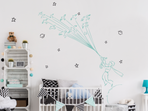 Sticker Le Petit Prince 3