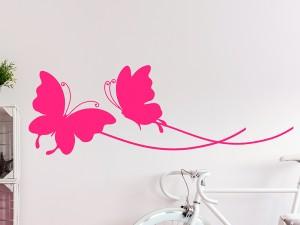 Sticker Vol Papillons