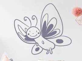 Sticker Papillon Enfant