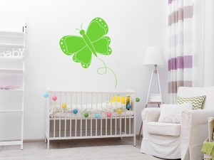 Sticker Papillon Enfant 2
