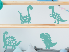 Sticker Pack 4 Dinosaures
