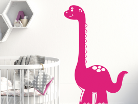 Sticker Dinosaure Bébé
