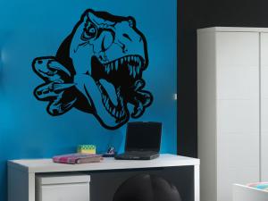 Sticker Dinosaure Raptor 2