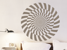 Sticker Spirale Illusion 2