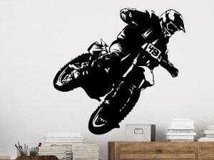 Sticker Moto Cross Enduro