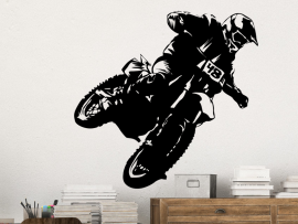 Sticker Moto Cross Enduro