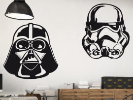 Sticker Star Wars 2