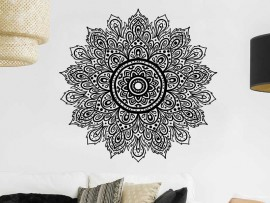 Sticker Mandala Zen