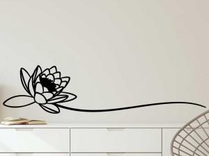 Sticker Fleur de Lotus 2