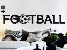Sticker Logo Football
