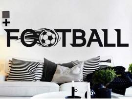 Sticker Logo Football