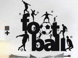 Sticker Football Fun