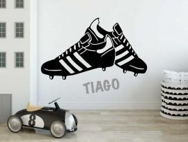 Sticker Chaussures de Foot 2