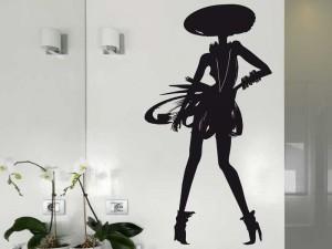 Sticker La Petite Robe Noire Guerlain