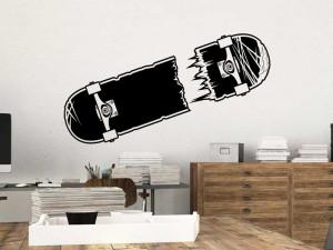 Sticker Skateboard 2
