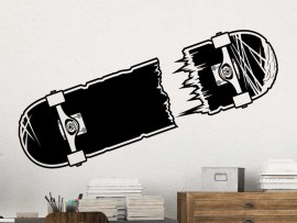 Sticker Skateboard 2
