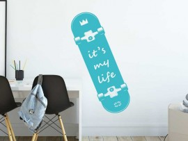 Sticker Skateboard 3
