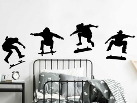 Sticker Pack 4 Skateurs 3