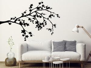 Sticker Branche Cerisier