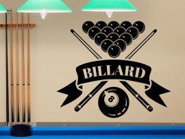 Sticker Billard 2
