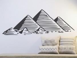 Sticker Pyramides de Gizeh