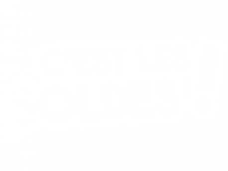 Sticker C'est les Soldes