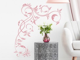 Sticker Ornement Floral 4